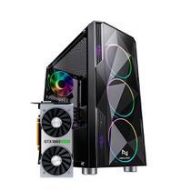 PC Gamer Neologic Magic NLI82283 Intel i3-10100F 8GB (GTX 1660 SUPER) SSD 240GB 400W 80 Plus -