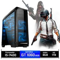 PC Gamer Neologic NLI80381 Intel i5-7400  8GB (GeForce GT 1060 6GB) 1TB