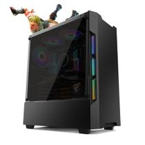 Pc Gamer Neologic NLI81211 Intel i5-7400 8GB (GTX 1650 4GB) 1TB