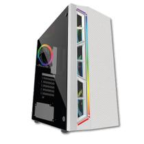 PC Gamer Skill SNOW I, AMD Ryzen 3, Radeon VEGA 8, 16GB DDR4 2666MHZ, SSD 120GB, HD 1TB, 500W -