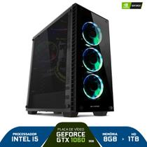 Pc Gamer Smart Pc SMT81137 Intel i5 8GB (GeForce GTX 1060 3GB) 1TB - Neologic