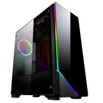 PC Gamer XP Intel Core i7 8GB RAM (Placa de vídeo Geforce GT 1030 2GB) SSD 120GB HD 2TB 500W 3green -