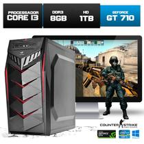 PC Gamer YessTech X Core i3 1000GB HDD/8GB RAM GT710 2GB 64 Bits - Yes shop