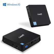 PC Mini CorpC Box Intel Quad Core 4GB SSD 32GB + HD 1TB Monitor LED 15.6