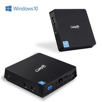 PC Mini CorpC Box Intel Quad Core 4GB SSD 32GB + HD 500GB Monitor LED 15.6