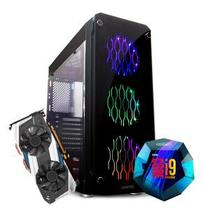 PC Pro Gamer 2 Intel 9 9900 Z390 Vídeo RTX 2080TI HD 2TB - Pcperformance