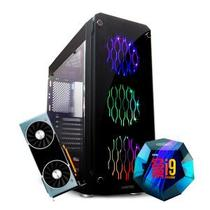 PC Pro Gamer 3 Intel 9 9900 Z390 Vídeo RTX 2080 HD 2TB - Pcperformance