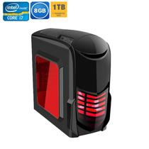 Pc Zeus Core i7-3770 8gb Hd 1tb DVD/RW + Wi-fi