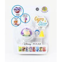 Peão Disney Pixar Gyro Star Buzz Lightyear - DTC -