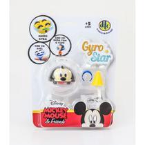 Peão Disney Pixar Gyro Star Mickey - DTC -