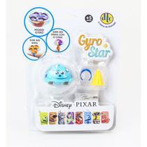 Peão Disney Pixar Gyro Star Sullivan - DTC -