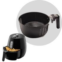 Peça reposição grade Air Fryer MULTILASER CE049/CE050 5,5L -