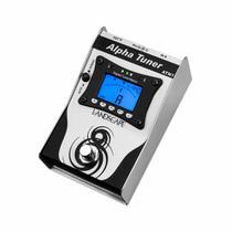 Pedal Afinador Digital para Guitarra, Violão e Contrabaixo - ATN1 Alpha Tuner Landscape -