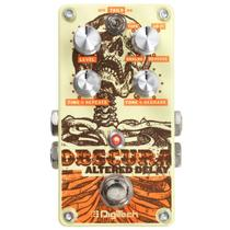 Pedal Altered Delay Obscura - Digitech -
