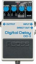 Pedal Analógico DD-3 Digital Delay Boss -