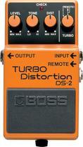 Pedal Analógico DS-2 Turbo Distortion Boss -