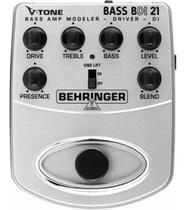 Pedal Behringer Bdi21 V-tone para Baixo -