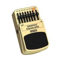 Pedal Behringer EQ700 Equalizador -