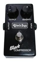 Pedal Black Bug Blue Booster Simulador De Valvulados -