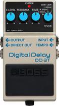 Pedal Boss Dd3T Digital Delay Dd-3T -