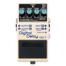 Pedal Boss DD7 Digital Delay -