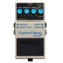 Pedal Boss Digital Delay DD-3T Pedal Analógico Para Guitarra -
