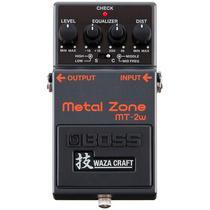 Pedal Boss Metal Zone MT-2W Waza Craft Japan -