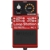 Pedal Boss Rc-1 Loop Station -