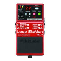 Pedal Boss RC-3 Loop Station -