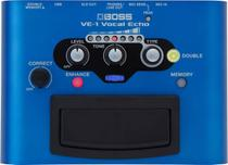 Pedal Boss Ve1 Processador De Voz Ve 1 Vocal Echo Ve-1 -