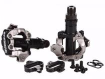 Pedal de Bicicleta Clip Shimano M520 Mtb -