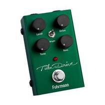 Pedal de Efeito Guitarra Violão Baixo Tube Drive II TD10 - Fuhrmann