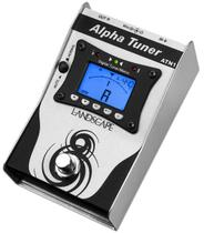 Pedal de efeito Landscape Alpha Tuner ATN1 -