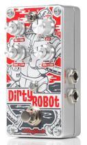 Pedal de Efeitos Digitech Dirty Robot Stereo Mini Synth -