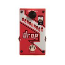 Pedal De Efeitos Para Guitarra Digitech The Drop Tune Pitch Shifter -
