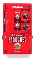Pedal Digitech de Guitarra Whammy Ricochet -
