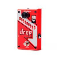 Pedal Digitech Para Guitarra The Drop Polifônico Com Fonte -