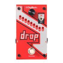 Pedal Digitech The Drop Polyphonic Tune Pitch Shifter com Fonte -