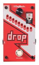 Pedal Digitech The Drop Polyphonic Tune Pitch Shifter -