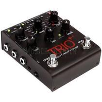 Pedal Digitech Trio Plus Band Creator + Looper Com Fonte -