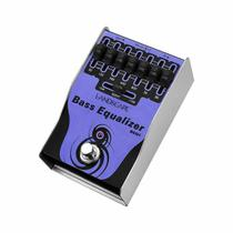 Pedal Equalizador p/ Contrabaixo - BEQ 1 Bass Equalizer Landscape -