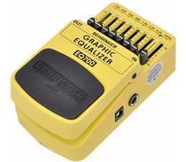 Pedal Equalizador Para Guitarra Behringer Eq700 -