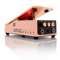 Pedal ernie ball  ambient delay (reverb/delay/feedback com expressao) p6184 -