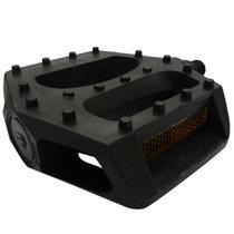Pedal Feimin Plataforma FP807B Eixo 1/2 Preto -