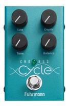Pedal Fuhrmann Cycle Chorus Para Guitarra Co10 -