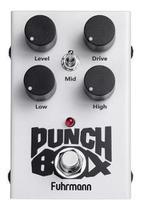 Pedal Fuhrmann Punch Box 2 Distorção Pb02 -