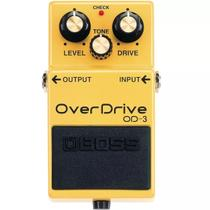 Pedal Guitarra Boss Overdrive Od-3 Sustain Infinito -