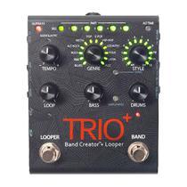 Pedal Guitarra Digitech Trio Plus Band Creator Looper -