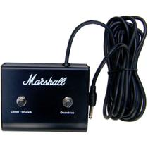 Pedal Guitarra Footswitch Clean Crunch Overdrive Marshall