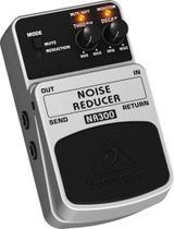 Pedal Guitarra Noise Reducer NR300 Behringer -